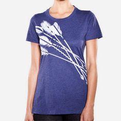 Arrow print tshirt