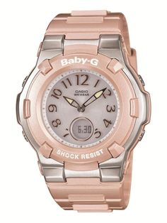 Casio Baby-G Shock Resist Lady's Solar Charged Watch - MULTIBAND 6 - Tripper - BGA-1100-4BJF (Japan Import): http://watches.cybermarket24.com/casio-baby-g-shock-resist-ladys-solar-charged-watch-multiband-6-tripper-bga-1100-4bjf-japan-import/