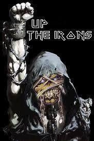 Up the irons \m/