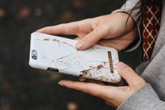 Carrara Gold by @filippalindaau - Fashion case phone cases iphone inspiration iDeal of Sweden #marble #carrara #gold #fashion #inspo #iphone #marmor