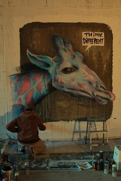 Think Different by reFRESHink