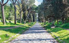 Image result for appian way