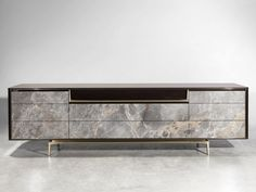 Download the catalogue and request prices of Barney By visionnaire, lacquered sideboard with drawers design Fabio Bonfà