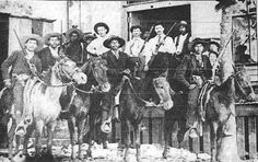 An old article from Confederate Veteran Magazine, discussing some Choctaw Confederates and an incident where captured Choctaws were paraded around for their humiliation and the amusement of New York City residents. (Pictured: Post-war Choctaw Light Horsemen. No war time pictures are known to exist.)
