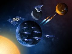 NASA will launch a series of small-satellite missions to study planet Earth.