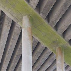 M4. Neath viaduct I Glamorgan. #ukcoastwalk Photo: Quintin Lake www.theperimeter.uk