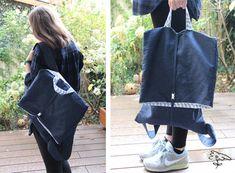 Rucksack Drawstring Backpack, Backpacks, Blog, Design, Fashion, Fashion Styles, Diy Home Crafts, Moda