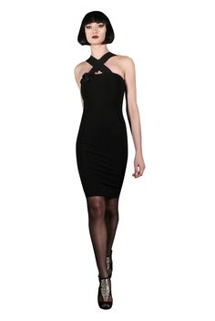 Yan To cross over dress