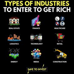 business finance You can obviously get rich in other industries as well! But these are the most profitable ones! New Business Ideas, Business Money, Business Inspiration, Business Planning, Business Tips, Inspiration Quotes, Online Business, Facebook Business, Fitness Inspiration