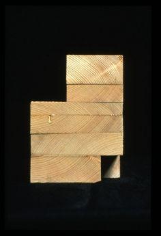 Caruso St John, New Art Gallery Walsall, concept model, 1996 Architecture Program, Concept Architecture, Modular Housing, Arch Model, Exterior Cladding, Architect Design, New Art, Art Gallery, Ideas