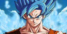 Super Saiyan God Super Saiyan (SSGSS) Goku by mikkkiwarrior3