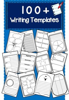 100+ Writing Templates. Visit my blog and facebook page for freebies, tips and new product updates: rollerenglish.blogspot.com https://www.facebook.com/rollerenglish