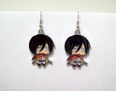 Hey, I found this really awesome Etsy listing at https://www.etsy.com/listing/171827952/attack-on-titan-earrings-geek-anime