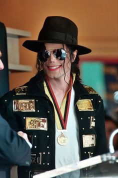 Michael Jackson Style Evolution 1993