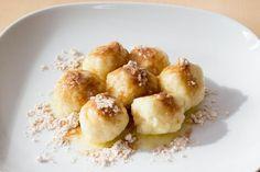 Co bude dobrého? Pretzel Bites, Garlic, Food And Drink, Bread, Vegetables, Fruit, Ethnic Recipes, Sweet, Blog