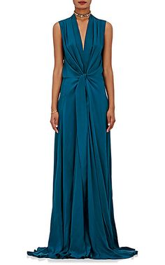We Adore: The Twist-Front Gown from Azeeza at Barneys New York