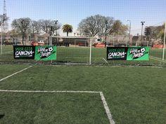 Alquiler Canchas de Fútbol #futbolmadero