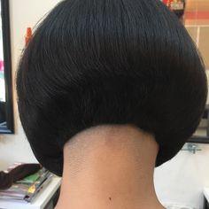 "11 Likes, 1 Comments - Phonatip Siriwech (@hairbyphonatip) on Instagram: ""#hair#thailand#bangkok#womanhair#shorthair#bobhaircut#bangkokhairstylist#phonatip#"""