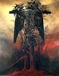 Zdzislaw Beksinski... | Kai Fine Art