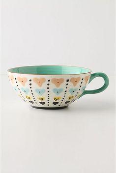 Oresund Mug. Green