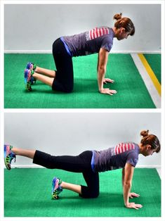 Develop strong, sexy glutes and prevent pain and injury with these 15 Bodyweight Glute Exercises. Bodyweight Glute Exercises, Hip Flexor Exercises, Scoliosis Exercises, Back Pain Exercises, Stretching Exercises, Thigh Exercises, Workout Pics, After Workout, Hip Workout