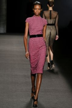Monique Lhuillier - Collections Fall Winter 2014-15 - Shows - Vogue.it