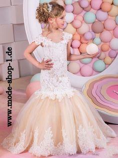 Mädchen Kleid Marit