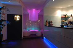 Cristal wine bar - Grosseto -  Architectural MakUp+