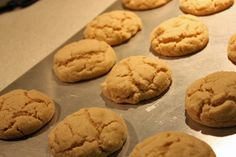 Soft & Chewy Peanut Butter Cookies. Yum! Made these - never using another peanut butter cookie recipe again. This is a keeper.