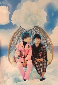 Tae and Chim