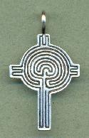 Labyrinth cross