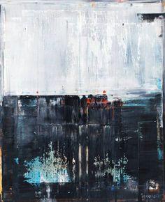 "Saatchi Art Artist Marine Arragain; Painting, ""HAIKU 13 - SOLD"" #art"