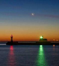 Lighthouse Duluth Pier