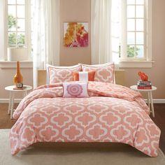 Found it at Joss & Main - 4-Piece Priya Comforter Set