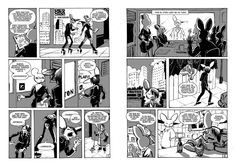 """""""Desgraciado"""" - Comic - Ramón Salas"""