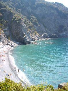 5 terre (spiaggia di Guvano)