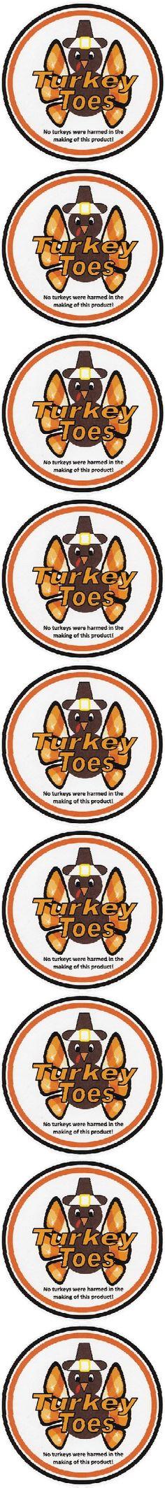 3 inch Turkey Toes