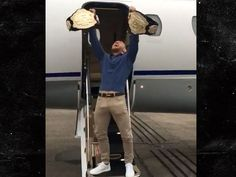 Conor McGregor -- See These Belts? YOU'LL NEVER TAKE THEM FROM ME!