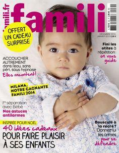 Le magazine famili de décembre 2014- janvier 2015 (n°232)