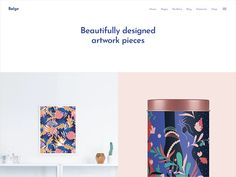 Bolge Classic portfolio homepage by Stevan Ivic for Qode Interactive on Dribbble Ui Portfolio, Creative Portfolio, Homepage Design, Saint Charles, Silver Spring, Show And Tell, Book Design, Typography, Classic
