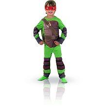 Panoplie de luxe Tortues Ninja (taille 3/4 ans)