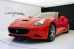 Paris 2008: Ferrari California in the flesh