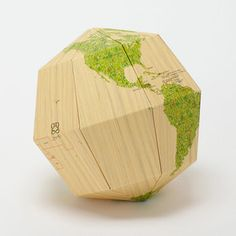 Earth's Axis Globe Trees, $26, now featured on Fab.