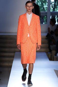 Fashion M // Jil Sander  Spring/Summer 2014 Milán Fashion Week