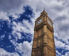 Big Ben - London, England, UK