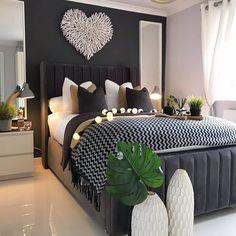 Interior Decorating Styles, Home Decor Styles, Decor Interior Design, Decorating Ideas, Apartments Decorating, Decorating Bedrooms, Beautiful Bedroom Designs, Beautiful Bedrooms, Luxury Homes Interior