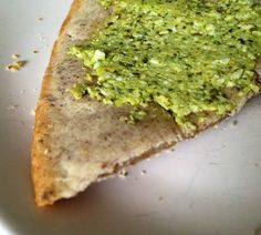 Vegan, gluten-free, yeast-free flat bread recipe!