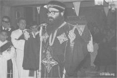 Ava Bakhomious 1972 upon the arrival of St. TAKLA HIMANOUT BODY