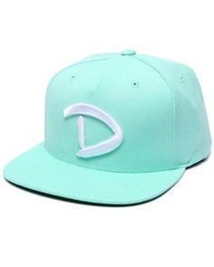 Diamond Supply Co - OG D Snapback Cap