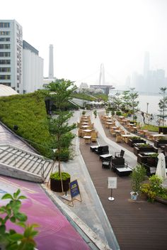 Gallery - Pearl River Beer Factory Landscape / Atelier cnS - 14